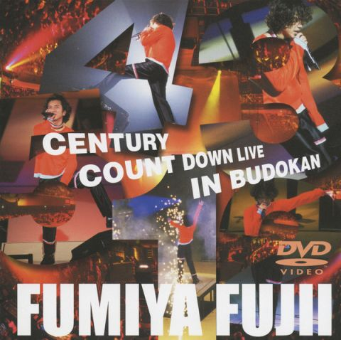 CENTURY COUNT DOWN LIVE IN BUDOKAN
